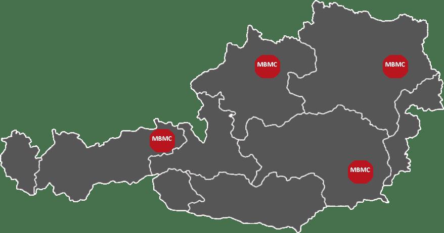 Headhunter Österreich Standorte